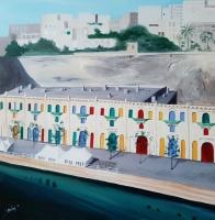 Valetta Malta Harbour