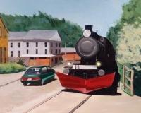 Wakefield Train Quebec