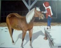 David's Pony