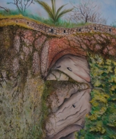 The Romance of Guell Park Barcelona
