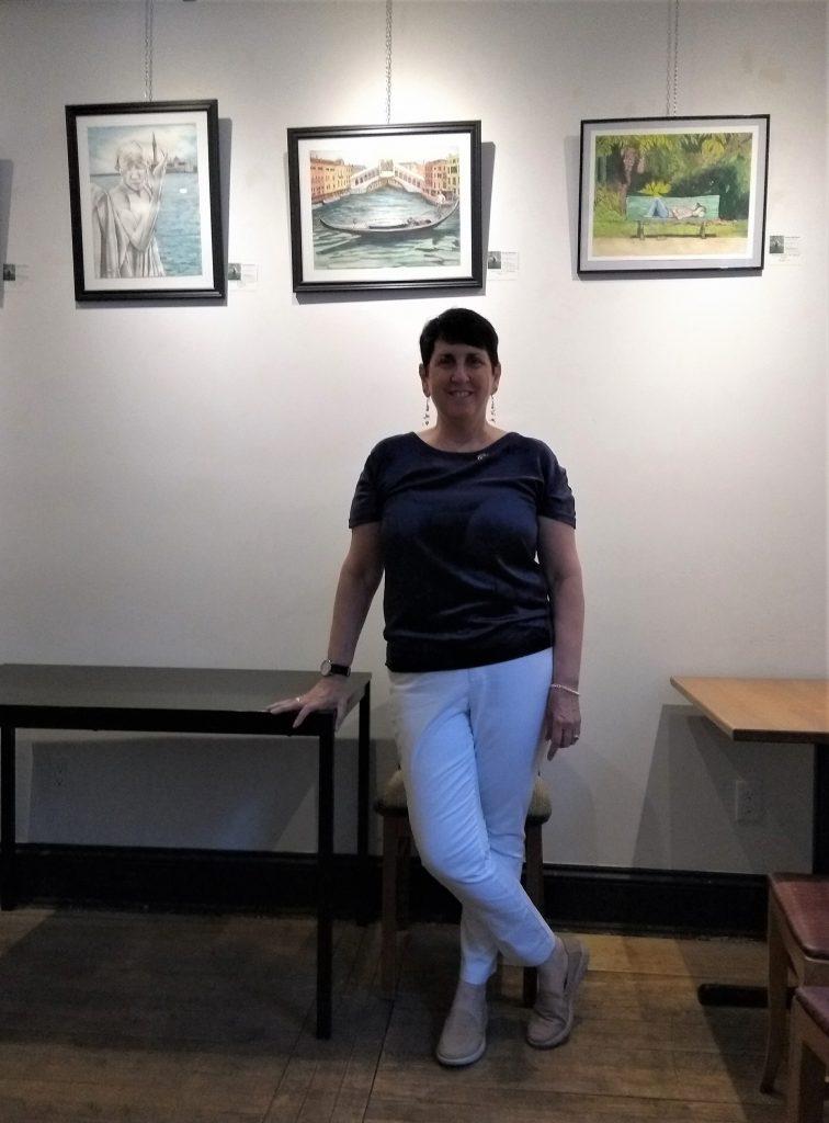 Shirley MacKenzie Artist